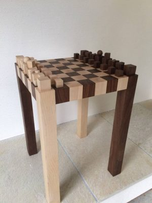 houten schaaktafel 1 anmata-store