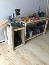 Inrichten nieuwe werkplaats - Anmata Store